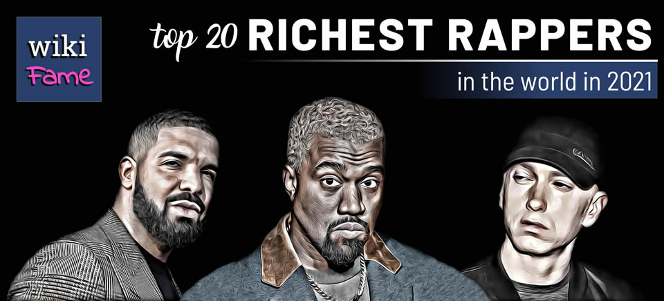 Richest Rappers in the World in 2021